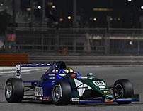 Rasgaira Motorsports F4 UAE Livery