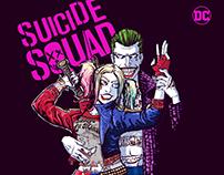 MAD LOVE(Harley Quinn+Joker)