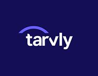 Tarvly Rebranding.