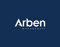 Arben Management logo design