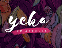 Yeka - CD Artwork
