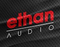 Thiết kế logo Ethan Audio