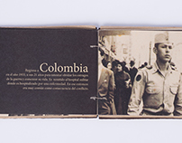 Colombian battalion at Korea's war