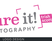 Logo for Capture it! photography