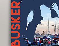 Buskerfest Event Poster
