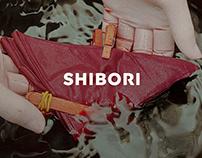 Introdução à técnica de tingimento shibori