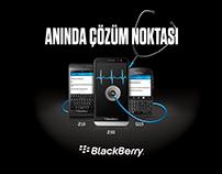 BlackBerry Servis Hizmetleri