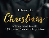 Christmas Mega Bundle - 135+ Free Photos