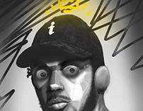 Kendrick Lamar robotics