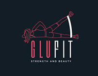 GLUFIT | Branding and naming