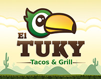 El Tuki - Logo / ID