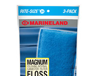 Marineland Magnum Canister Filter media