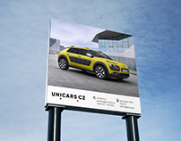 VISUAL IDENTITY FOR CARS SELLER