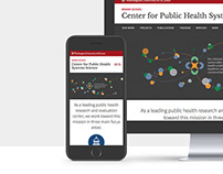 CPHSS Front Page Design