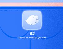 ZES - Fart recording app