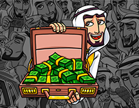 SHEIKH IT. Telegram Stickers — 2017