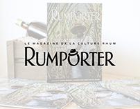 Maquetación de la revista Rumporter