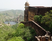 Amer Fort - Jaipur - Rajasthan - India
