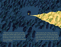 StorySnap - Illustration samples