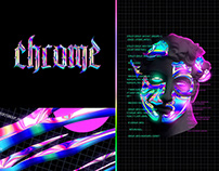 Photoshop Course - Chrome Effect