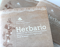 Herbarium / Minera Los Pelambres