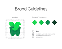 ShareWaste branding and app icon