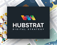 Hubstrat Digital Agency Illustrations