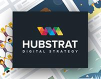 Hubstrat Digital Agency Illustrations