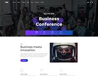 Wilson – Creative Agency HTML Template