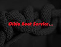 Olbia Boat Service - website