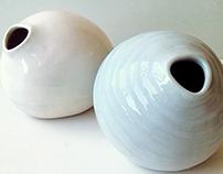 Jarrón de cerámica / Ceramic vase