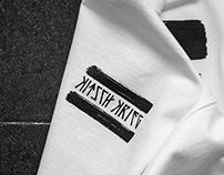 Kitschkrieg Shirt Lettering