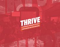 Virgin Unite – THRIVE Brand & Event Design