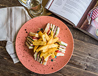 Carmelo's Restaurant   Food Photography