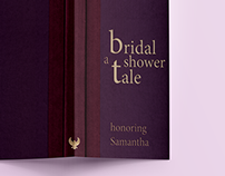 Samantha Bridal Shower Invitations