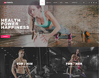 Activanto – Gym & Fitness WordPress Theme