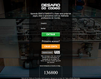 Desafio do Código Web Application