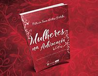 Book Cover | Mulheres na Advocacia - Patrícia Tuma