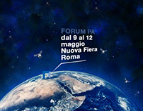 Advertising for FORUM PA - ROMA 2011