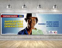Campanha Salarial 2016 - Sintepav Bahia