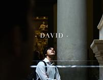 TOURIST (a love story) - David.