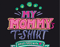 MY MOMMY'S T-SHIRT for Prenatal
