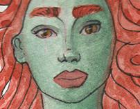 Medusa - Character design