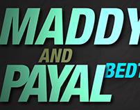 MADDY & PAYAL