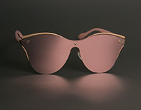 Product Photography for Allister Sunglasses