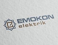 Emokon Elektrik | Kurumsal Kimlik