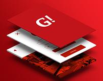 G! Mobile App