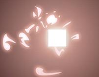 Flashing Logo