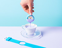 Swatch - Pop it Up