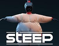 STEEP - Sumo Costume